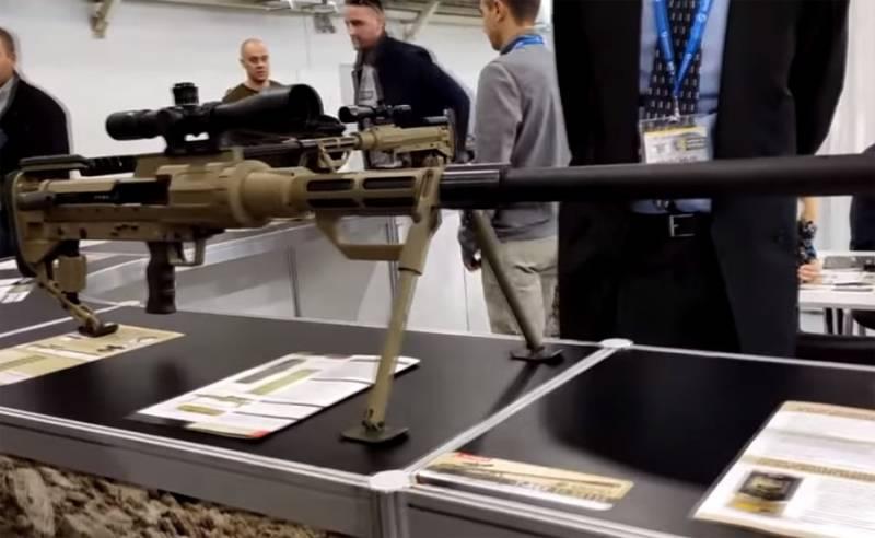 винтовка Snipex T-Rex.