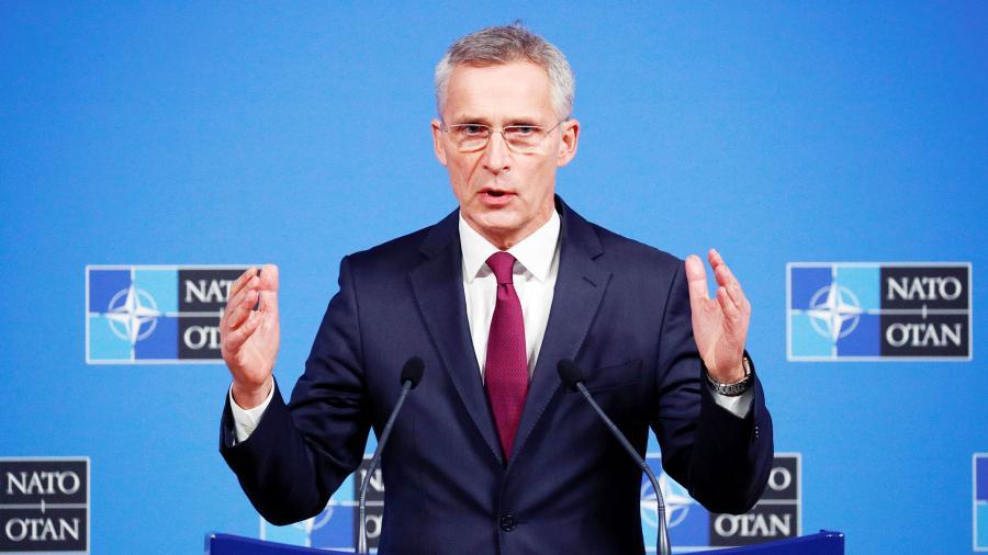 Столтенберг о решении НАТО  начать оперативную деятельность в космосе