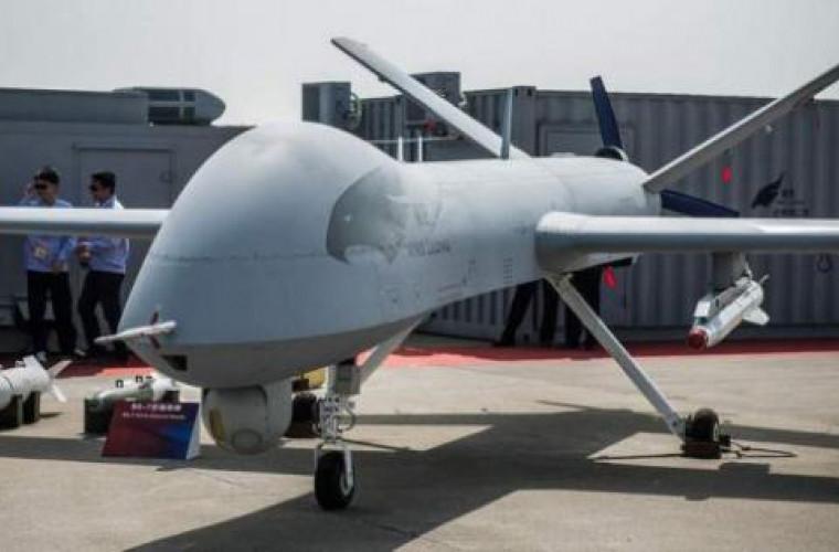Китайский разведывательно-ударных беспилотников СН-92А