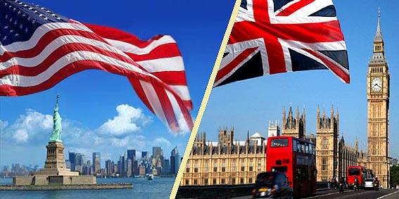США и Великобритания