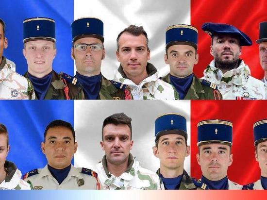 погибшие в Мали французские военные