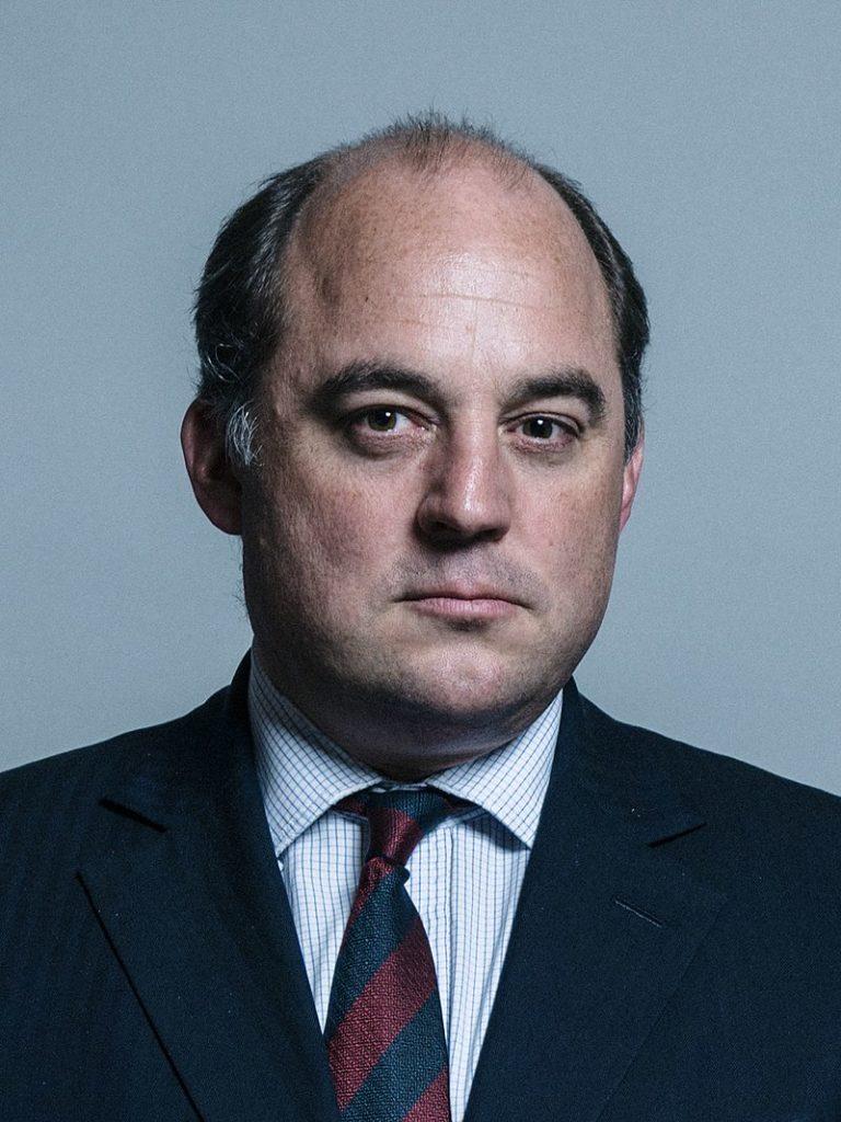Министр обороны Великобритании Бен Уоллес