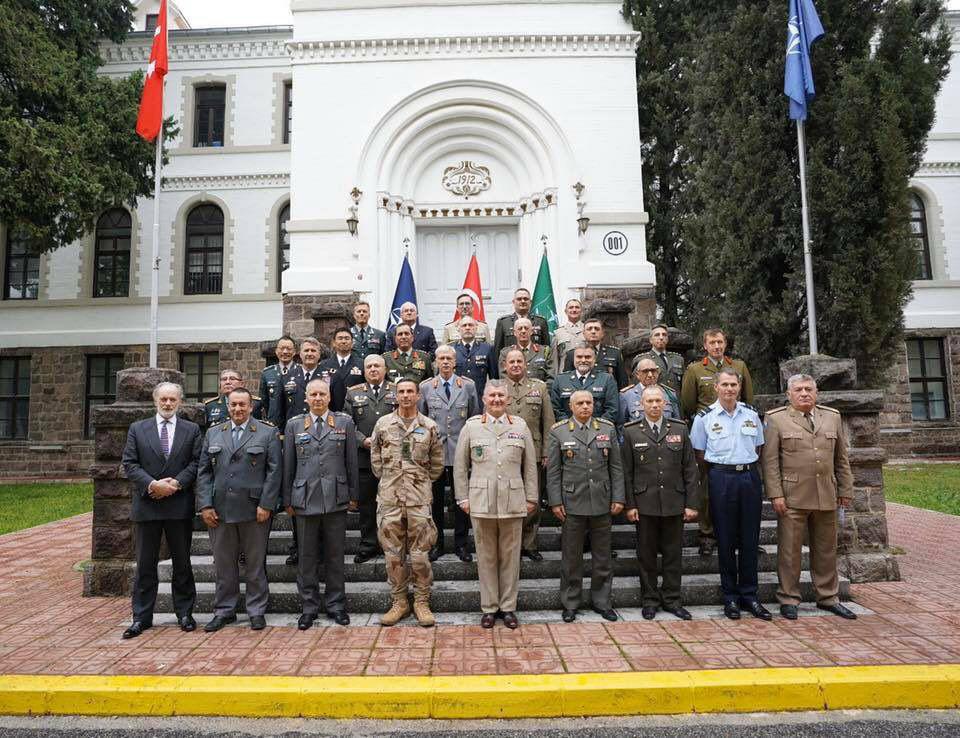 командующие сухопутными войсками стран-партнеров НАТО