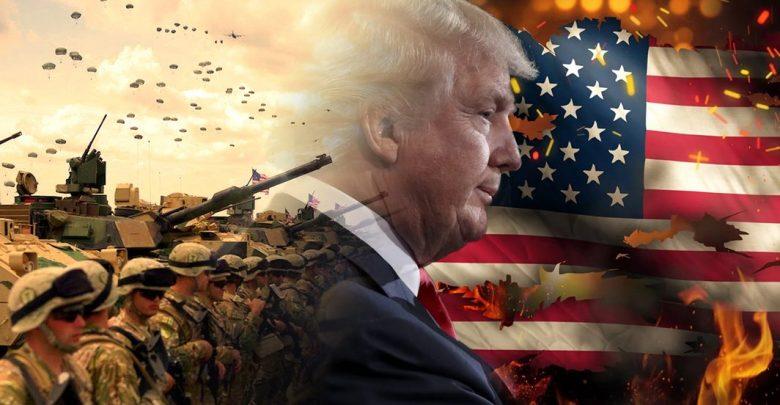 Десант США у границ РФ