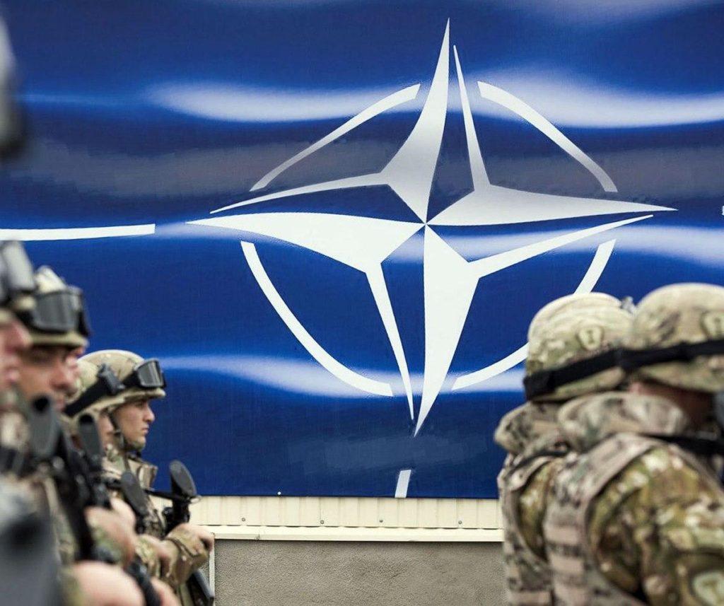 численность войск НАТО увеличивается
