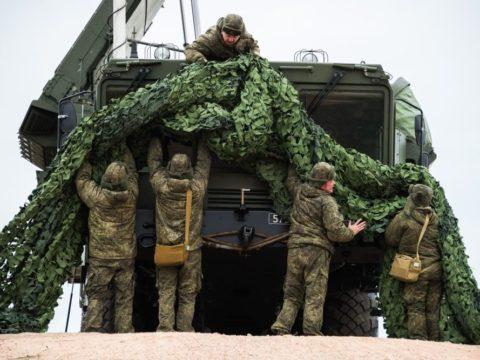 """С-500 """"Прометей"""