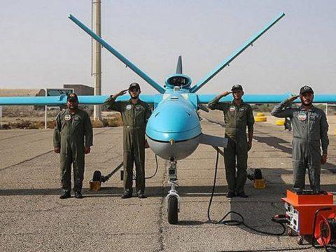 Новый иранский беспилотник
