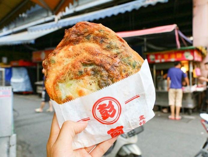 Цхун Йоу Бин 蔥油餅