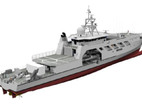 новые корабли