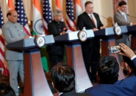 Индия и США