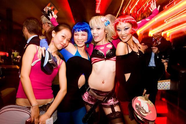 Ночной клуб для солидных парадиз клуб москва отзывы сотрудников