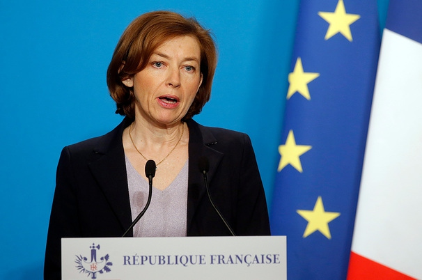 Министр обороны Франции