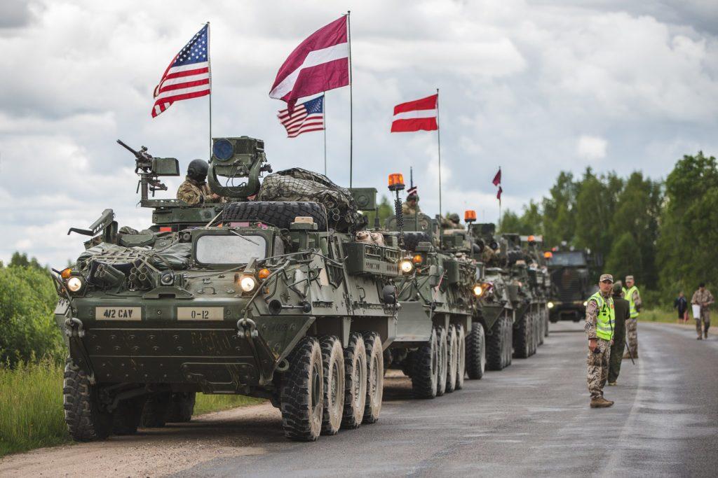 США в Балтии