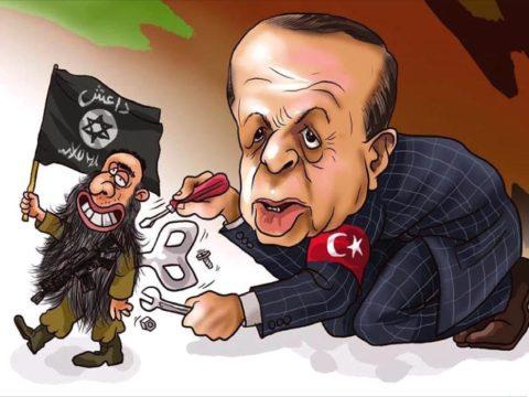 Турция НВФ