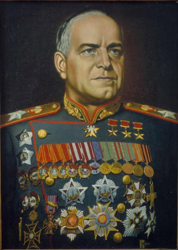 Маршал Победы. Жуков