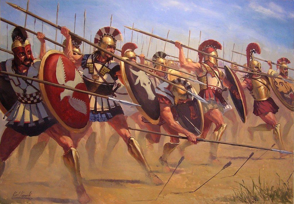 Греческие наемники