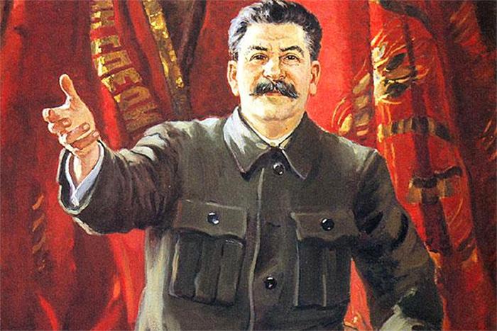 Вождь народов, Сталин!